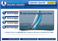 San Diego Sailing Cruises - Home - San Diego Sailing & Sightseeing Cruises - Things to do in SD, California (CA)Thumbnail