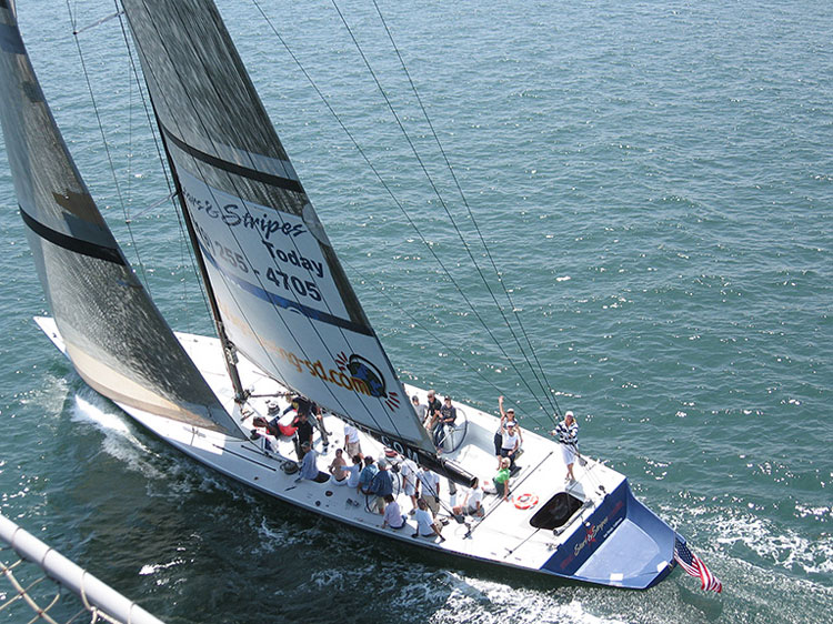 pacifica sailing charters and boat charters