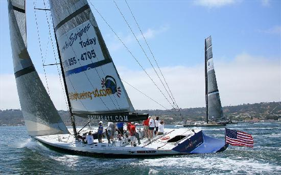 Pacifica Sailing Charters and Sailing Tours