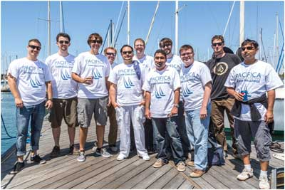 Team Building Sailing Event