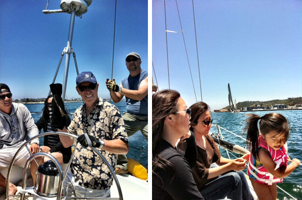 Private Yacht Charters San Diego