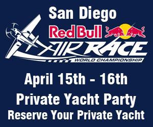 Sailing San Diego Bay